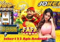 Joker123 Apk Android Review History Asal Usul Game Slot Terbaik
