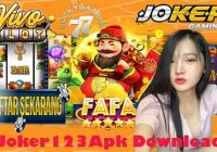 Joker123Apk Download Di Situs Game Slot Online Terbaru Joker123