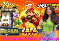 Slot Game Online Indonesia Terbaru LuckyGaming77